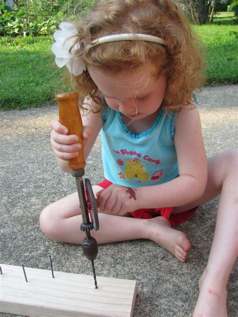 images  woodworking preschool  pinterest
