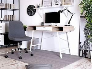 Image Bureau Travail : bureau de travail design scandinave bur scd ssdch vente de meubles et d 39 articles de confort ~ Melissatoandfro.com Idées de Décoration