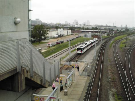 St Louis Light Rail by St Louis Mo Light Rail System