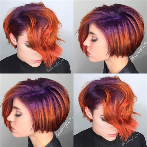 18 best hair color combinations images on