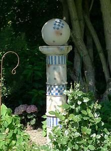 Skulpturen Für Garten : gartens ule von margit hohenberger keramik kunst f r den garten gartenkeramik pinterest ~ Watch28wear.com Haus und Dekorationen