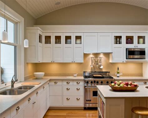 Upper Kitchen Cabinets Ideas, Pictures, Remodel And Decor