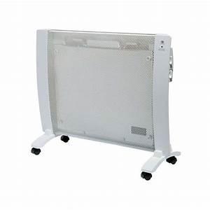 Radiateur Mobile Electrique : radiateur electrique rayonnant mobile radiateur ~ Edinachiropracticcenter.com Idées de Décoration