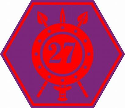 Battalion Infantry 27 Svg Ireland Commons Wikimedia