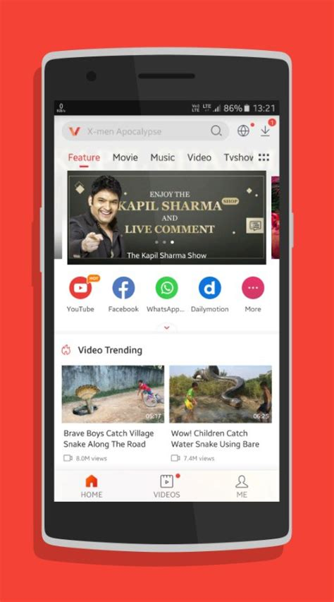 vidmate android app free androidfry