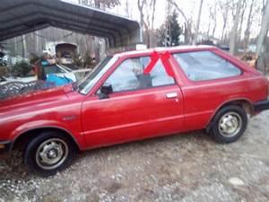 1986 Subaru Gl Hatchback 5 Speed  For Sale