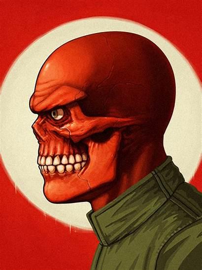 Hero Marvel Comic Super Illustrations Mike Mitchell