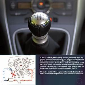 Want To Drive A Stick Shift But Due To Disability Or