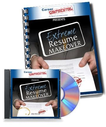 resume makeover kit redo your resume and get a personal review for free