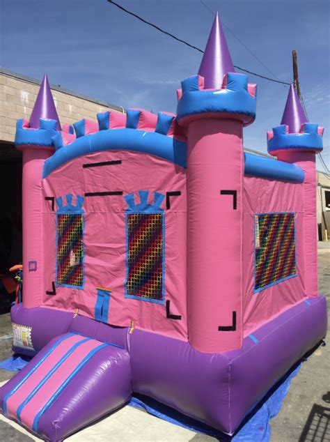 Queens Palace Bounce House   Bounce Universe Party Rentals ...