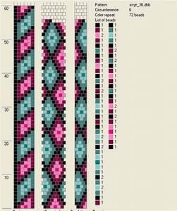 17 Best Images About Tubular Bead Crochet On Pinterest