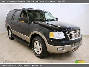 Black Clearcoat - 2003 Ford Expedition Eddie Bauer 4x4