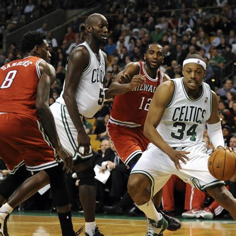 Milwaukee Bucks vs. Boston Celtics 12/21/12: Video ...