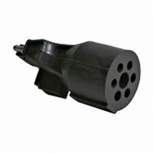 Camco U00ae 7 - Way Round To 4 - Way Flat Adapter