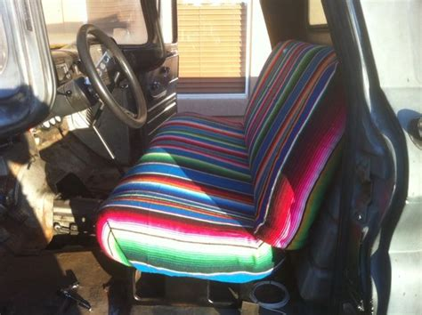 Mexican Blanket Seat Cover Idea For The Jeep. Sweatshirt Throw Blanket Antique Boxes Biddeford Blankets Replacement Parts Browning Fleece Made Of T Shirts Navajo Chief Crocheting Edges On Baby Electric Mattress Topper