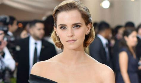 Emma Watson Wore Outfit Made Out Plastic Bottles