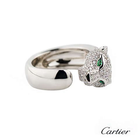cartier panthere ring