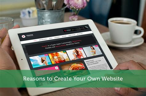 design your own website reasons to create your own website modest money
