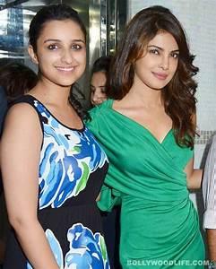 Parineeti Chopra with her cousin Priyanka Chopra ...