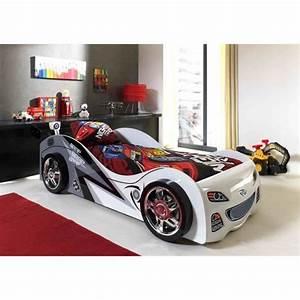 Lit Voiture Ikea : lit voiture cars pas cher deco chambre enfant cars pas ~ Teatrodelosmanantiales.com Idées de Décoration