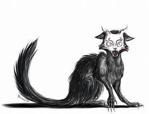 Demon-cat by Sirmaril on DeviantArt