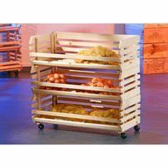 Rangement Légumes Cuisine : 1000 images about garage rangement on pinterest wine crates wine boxes and deco ~ Teatrodelosmanantiales.com Idées de Décoration