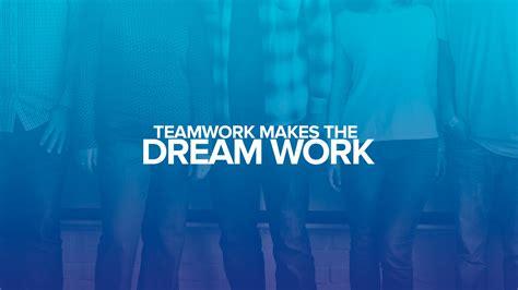 wallpaper dream work team work popular quotes hd