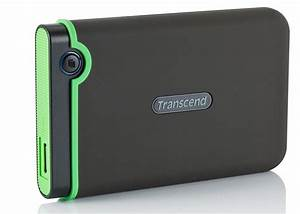 Transcend StoreJet 25M3 portable hard drive review - Tech ...