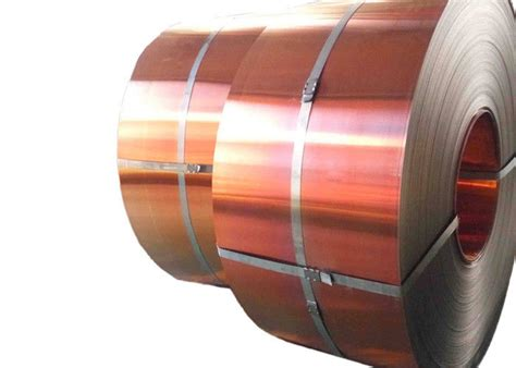 high combination rate copper clad steel sheet