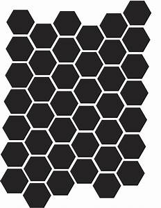 Ideas for Scrapbookers: Heather's Sketch/Template 11  Honeycomb