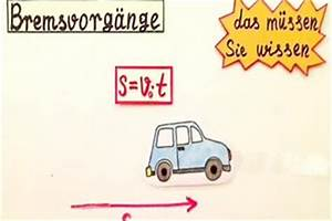 Aufprallkraft Berechnen : video bremszeit berechnen so wird 39 s gemacht ~ Themetempest.com Abrechnung