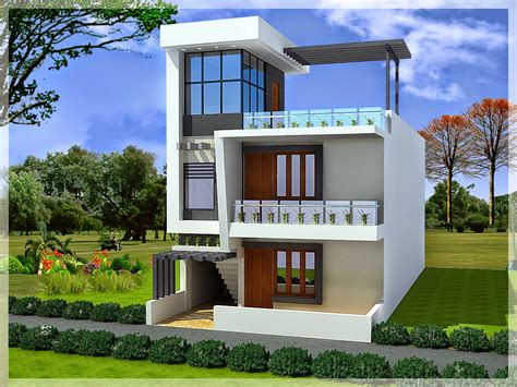 Small House Plans For Narrow Lots Ideas