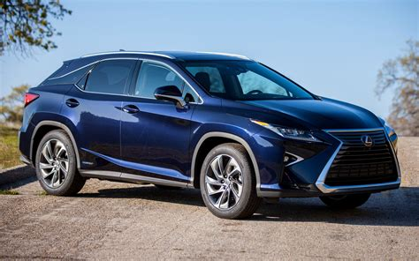lexus rx hybrid  wallpapers  hd images car