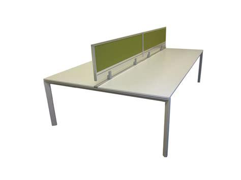 mobilier bureau open space bureau open space 4 personnes blanc occasion adopte un