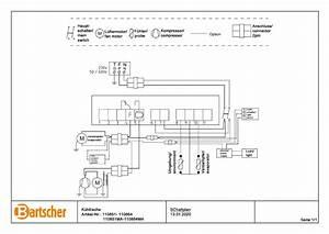 Bartscher 110857ma Refrigerated Counter S6