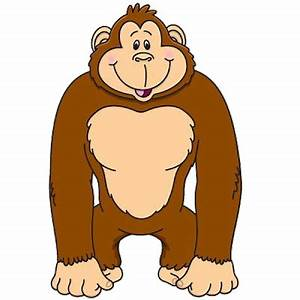 Brown Gorilla's - Monkey Images