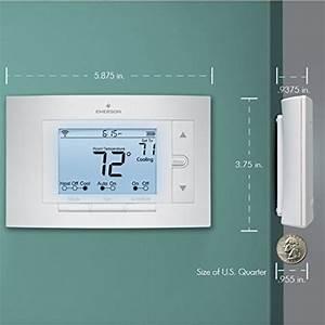 Emerson Thermostats Sensi Smart Thermostat  Wi