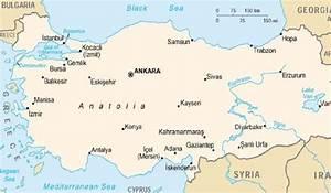 Anatolian Peninsula Map | www.pixshark.com - Images ...