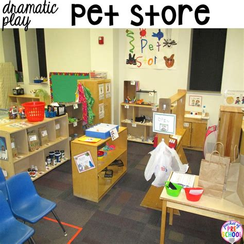 how to set up the dramatic play center in an early 554 | Slide23