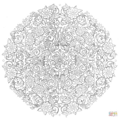 HD wallpapers coloring pages flowers free online