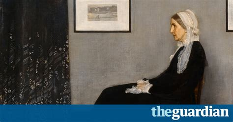 whistlers mother   powerful symbol