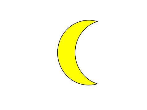Animated Half Moon