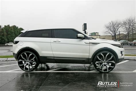 wheels land rover land rover range rover evoque custom wheels lexani lust