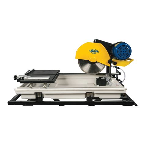 brutus tile saw 2hp 24 quot heavy duty tile saw qep