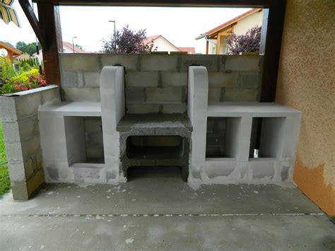 construire cuisine d été cuisine ment construire un ilot de cuisine diy construire