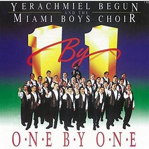 One By One : one by one by yerachmiel begun the miami boys choir on amazon music ~ Medecine-chirurgie-esthetiques.com Avis de Voitures
