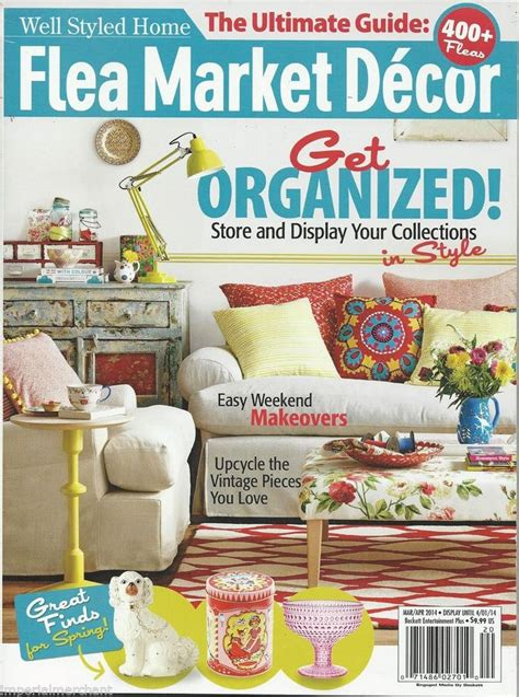 17 best images about flea market style magazine on