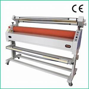 Perfect 295 inch desktop manual cold lamination lbs750 for Document lamination machine price