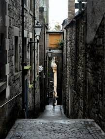 Famous Edinburgh Scotland Streets