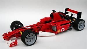 Lego Technic Ferrari : updated 8386 ferrari f1 racer ~ Maxctalentgroup.com Avis de Voitures